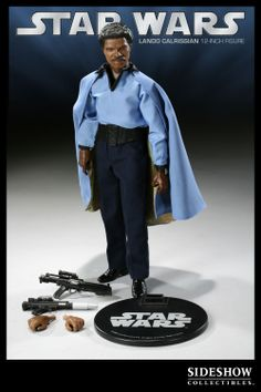 Sixth Scale Figure - Lando Calrissian #2153