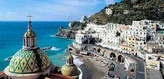 Amalfi Coast - honeymoon