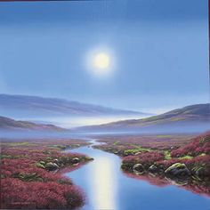 Maurice Bishop - Moorland Evening