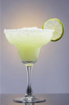 Jimmy Buffett Frozen Margarita (and tons of other drink recipes!)