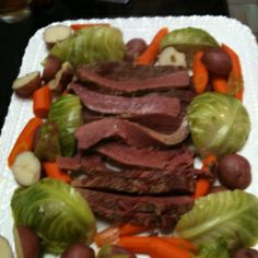 st patricks day food | Corn beef and cabbage...St. Patrick's Day | Food