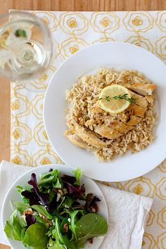 This recipe is not new to the blog, but it is one of my favorite quick and simple ways to prepare chicken. Since we enjoy this meal often in our … Read More