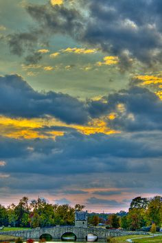 Sunrise in Montgomery, Alabama
