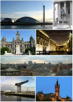 i miss glasgow alot! i loved Scotland so so so much! i can't wait to go back there some day! Places Around The World, Oh The Places You'll Go, Places To Travel, Places Ive Been, Places To Visit, Around The Worlds, Glasgow Scotland, Scotland Travel, Bristol