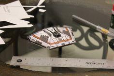 Elite: Dangerous Sidewinder Paper Craft - Imgur