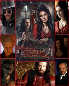 Vampires, Bram Stoker's Dracula, Horror Monsters, Best Horror Movies, Mary Shelley, World Of Darkness, Best Horrors, Victorian Fashion, Cinema