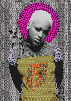 "Meet visual artist Makeba ""KEEBS"" Rainey and her beautiful collages of Black Icons. African Art, African Prints, Music Illustration, Beautiful Collage, Artist Sketchbook, Identity Art, Black Artists, Dope Art, Creative Portraits"