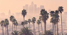 Environmental Pollution, Air Pollution, Visit Los Angeles, Los Angeles Skyline, Travel Nursing, Los Angeles County, Dog Friends, Seattle Skyline, Large Prints