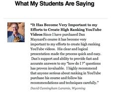 What my students had to say You Videos, Presentation, Students, How To Get, Sayings, Youtube, Tips, Youtubers, Hacks
