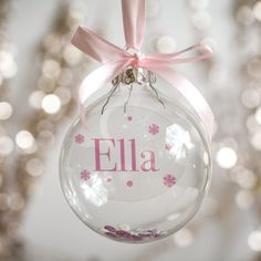 2229 best CHRISTMAS Baubles images on Pinterest | Christmas balls ...