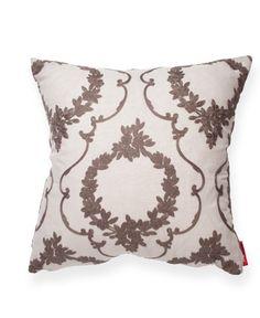 Pattern Brown Throw Pillow
