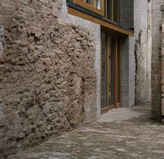 Stirling Prize Winner 2013 Astley Castle Witherford Watson Mann Architects