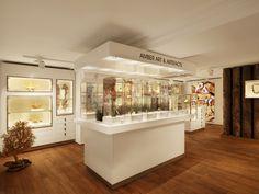 House of Amber - Our shop at Birger Jarlsgatan in Stockholm, Sweden.