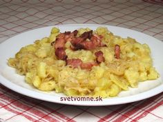 Úhrabky, recept OK Quiche, Risotto, Macaroni And Cheese, Food And Drink, Pizza, Potatoes, Cooking, Ethnic Recipes