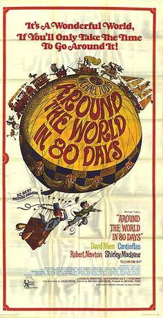 LA VUELTA AL MUNDO EN 80 DÍAS - Mejor Película 1956