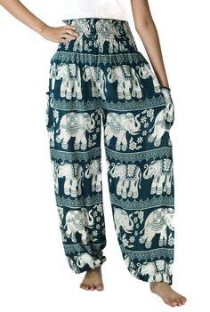 Boho pants Elephant pants /Hippies pants /Yoga Pants one by NaLuck