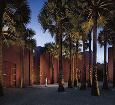 Tarn Court of Phulay Bay, a Ritz-Carlton Reserve at Sunset.