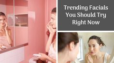 Trending Facials You Should Try Right Now Facials are an amazing way to give your skin that glowing boost it's been missing. Best Beauty Tips, My Beauty, Beauty Secrets, Beauty Skin, Beauty Hacks, Hair Beauty, Skin Tips, Skin Care Tips, Best Skin Care Routine