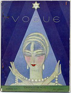 Vogue Magazine, 1927.