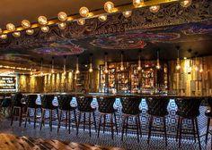 Restaurant Decor That Will Amaze You bar interior decor