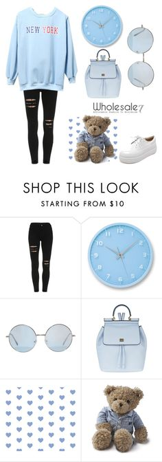 """""""Wholesale7/ Hoodie&Platforms"""" by lee77 ❤ liked on Polyvore featuring Lemnos, Dolce&Gabbana, Lexington, women's clothing, women, female, woman, misses, juniors and platforms"""