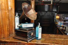 Speakeasy Centerpieces | How to Host a (Bombay Sapphire) Speakeasy Party | At Home with Kim ...