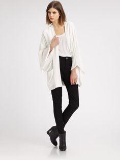 Image 4 of Monki Oversized Kimono Jacket | Купить | Pinterest ...
