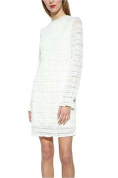 Desigual - šaty Lace Skirt, Skirts, Sweaters, Dresses, Women, Fashion, Vestidos, Moda, Skirt