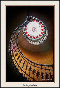 Gerlóczy Staircase by Keith Rajata via Flickr.com