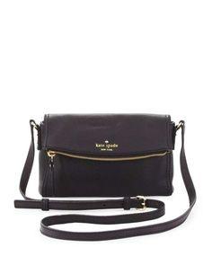 Kate Spade New York | cobble hill carson crossbody bag, black #katespade #crossbody #bag
