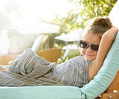 How to Raise a Chill Kid (via Parents.com)~now to just keep the mom from freaking out :)