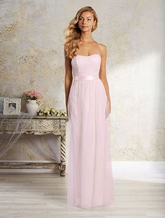 Alfred Angelo Bridal Style 8640L from Modern Vintage Bridesmaid Dresses