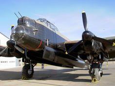 Avro Lancaster. i love WW2 planes