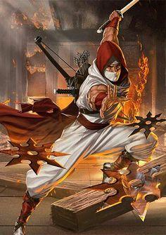 Storm Shadow Arte Ninja, Ninja Art, Guerrero Ninja, Comic Character, Character Design, Ninja Gaiden, Arte Dc Comics, Shadow Warrior, Ninja Warrior