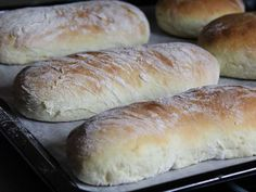 Hot Dog Buns, Hot Dogs, Pan Bread, Fika, Baking, Sweet, Recipes, Hampers, Meal