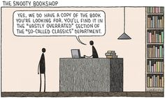 A life in letters: some of Tom Gauld's best recent illustrations for @GuardianReview http://gu.com/p/46ftx/tw