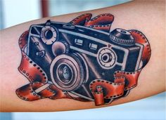 kinda like it. not a huge fan of color in tattoos, but the right thing may change my mind