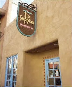 Tia Sophia's - Santa Fe, New Mexico ... one of my absolute favorite restaurants right down from the main plaza