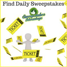 Come See Our Full List of Daily Entry Sweepstakes!  https://www.sweepsadvantage.com/sweepstakes-contests-blog/daily-sweepstakes-happening-right-now/