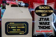 The Red Balloon: Teacher Appreciation- Star Wars!