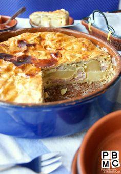 La recette du Gâteau de Pommes de terre