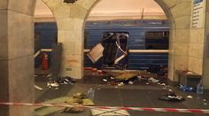11 people killed and 40 were wounded in the sudden bomb blast in metro train at St. Petersburg metro station, Russia. #InternationalNews #ChennaiUngalKaiyil.