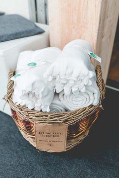 Hochzeit I warme Decken