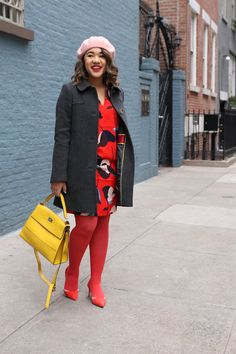 """Color Me Courtney shares her most favorite Boden looks. """"It's no surprise that all my favorite dresses are from Boden – I mean they kind of always fit the bill! Bright colors? Check, bold patterns? Check, classic, crazy fun and high quality? Check check check!"""""""