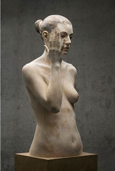 ☆ Wooden Sculpture :¦: Artist Bruno Walpoth ☆