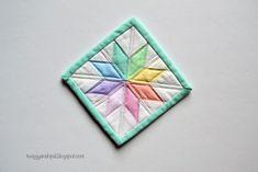 Micro Mini Mini Quilt...Call Me Crazy | Twiggy & Opal | Bloglovin'