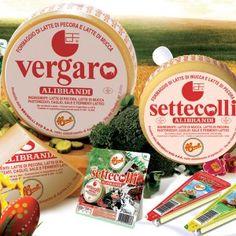 Anni '90 - La produzione cresce e si diversifica, entrando in nuovi segmenti di mercato, quelli dei formaggi da tavola. La notorietà dell'azienda non è più legata solo al Pecorino Romano.
