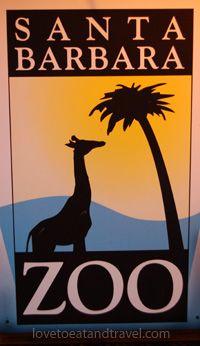 Visit Santa Barbara zoo