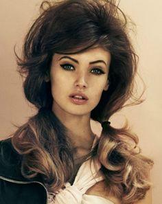 catherine deneuve hair tutorial