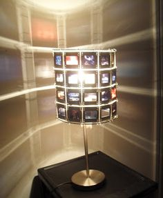 Iv been trying to figure out how to make a night light with all my pollock slides and this just might be an acceptable alternative!!!!